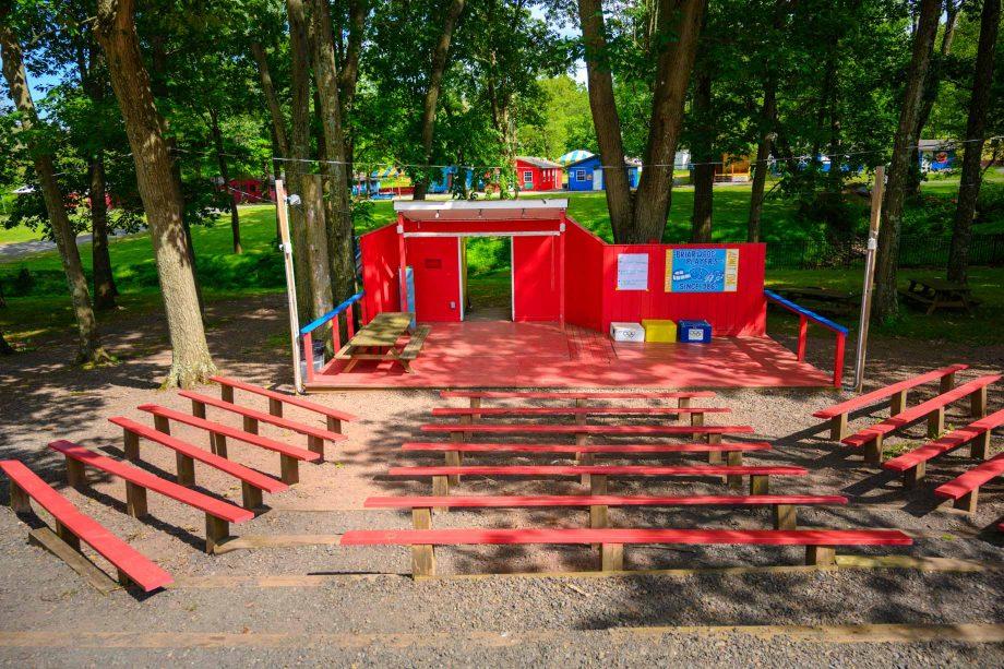 Amphitheater facility