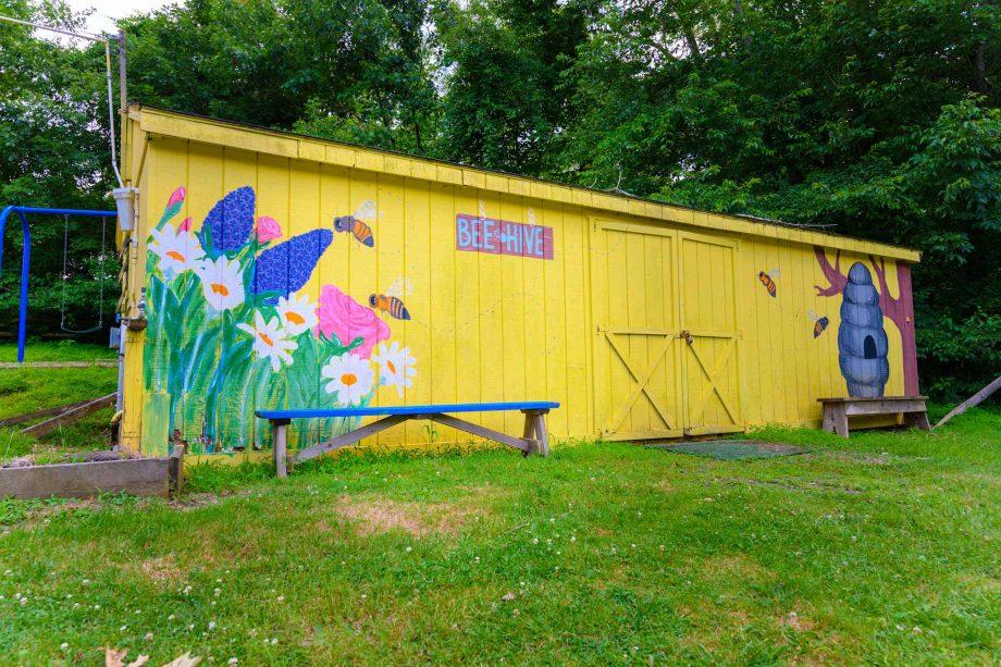 Bee Hive facility
