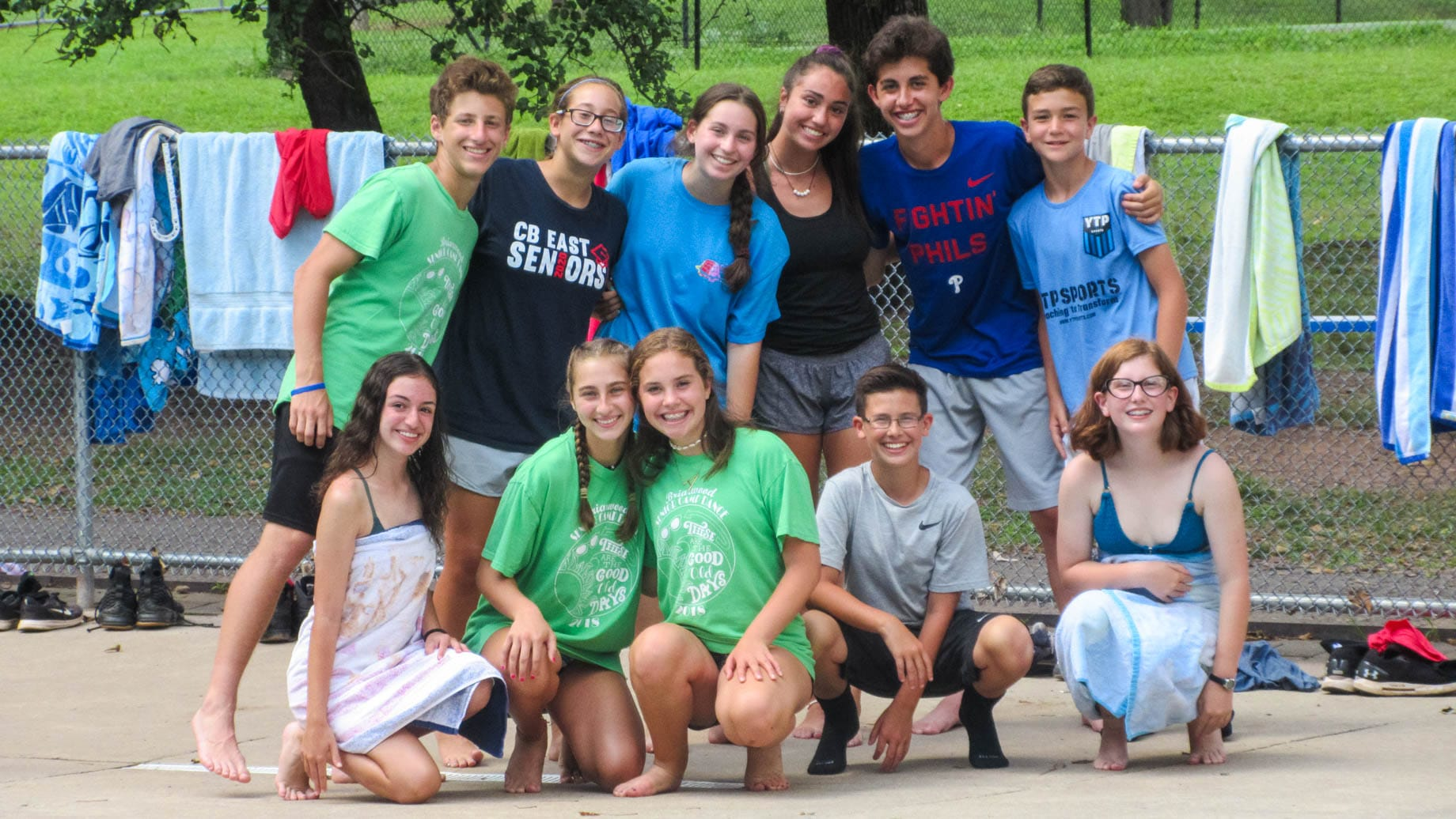 Group of CITS by pool